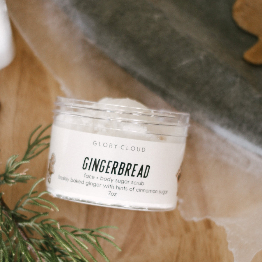 Gingerbread - Cloud Scrub