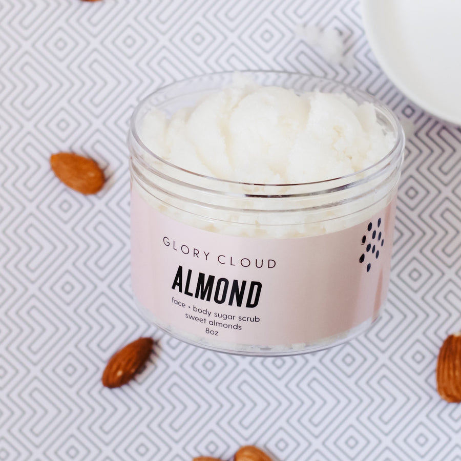 Almond - Cloud Scrub