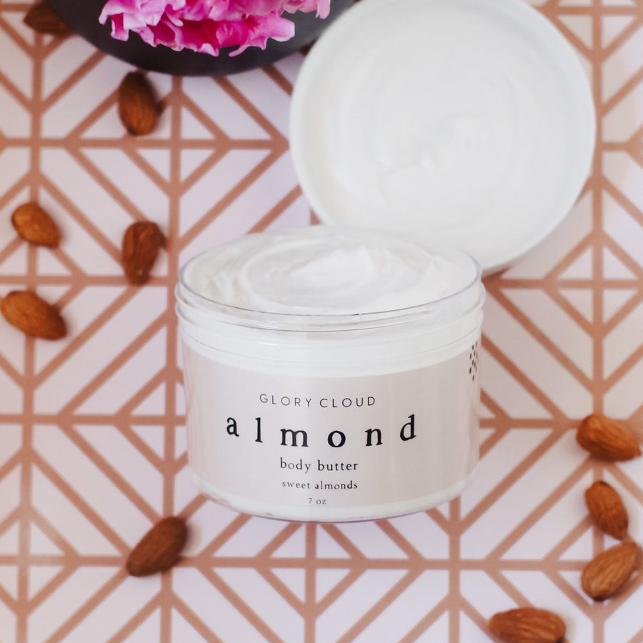 Almond - Cloud Butter