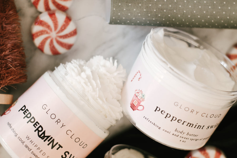 Peppermint Swirl Complete Kit