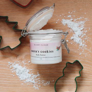Glory Cloud USA - Body Butter - Santa's Cookies