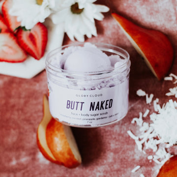 Butt Naked - Cloud Scrub