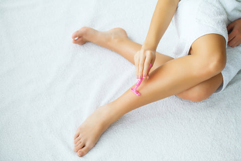 Dry Shaving Legs A Guide To Shaving Your Legs Without Water Whish