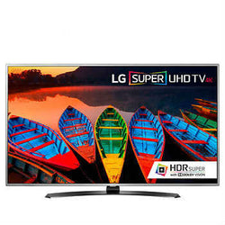 "LG 55"" Class (54.6"" Diag) 4K Ultra HD LED LCD TV 55UH7650"