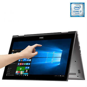 Dell Inspiron 15 5000 Series 2-in-1 Touchscreen Laptop