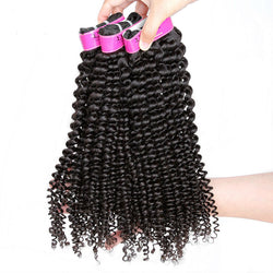 Brazilian Kinky Curly Virgin Hair - 3Pcs/lot