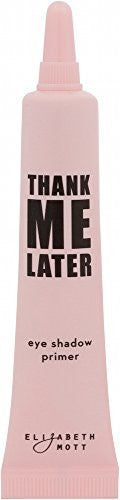 Thank Me Later Eye Shadow Primer Cruelty Free (10g/0.35g) by Elizabeth Mott