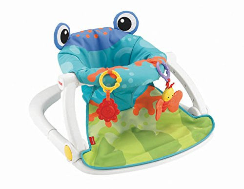 Fisher-Price Froggy Sit-Me-Up Floor Seat