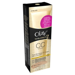 Olay Total Effects 7 in one Pore Minimizing CC Cream, 1.7oz