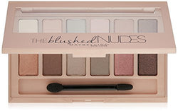 Maybelline New York The Blushed Nudes,