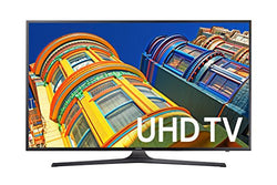 Samsung UN40KU6300 40-Inch 4K Ultra HD Smart LED TV