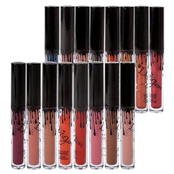 Froomer 16 Colors Waterproof Long Lasting Matte Lipstick (16PCS)