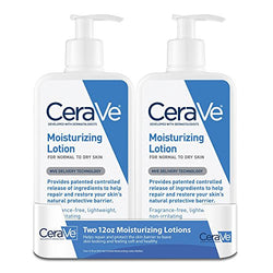 CeraVe Moisturizing Lotion - 12 oz - 2 pk