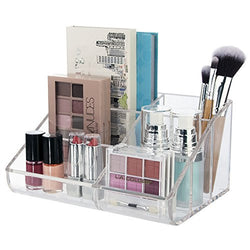 Quality Plastic Cosmetic Storage and Makeup Organizer