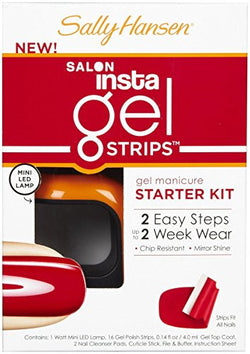 Sally Hansen Insta Gel Strips Starter Kit