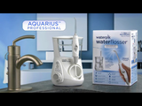 Waterpik Aquarius Water Flosser, WP-660
