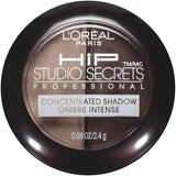 L'Oreal HiP high intensity pigments Concentrated Eye Shadow Duos, Shady, 0.08 Ounces
