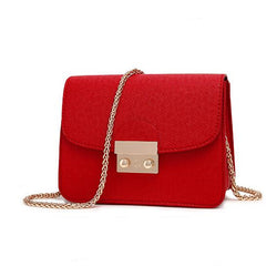 Fashion forward leather shoulder handbag / purse makes a perfect Christmas Gift.