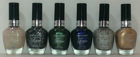 Wet n Wild Fergie Nail Polish, .45oz  in Assorted Colors