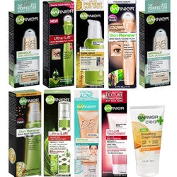 Garnier Skin Care Lots $3.99 per unit