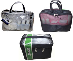 Cosmetic and Travel Bags - $2.60 per unit