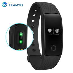 Cool Heart Rate Monitor Cardiaco Smart wristband Fitness Tracker for iPhone Samsung