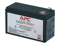 Apc By Schneider Electric Ups Battery - Lead-acid Battery - 12 Volt - 3.2 Ah