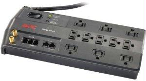 Apc By Schneider Electric Apc Performance Surgearrest 11 Outlet With Phone (splitter), Coax And Et