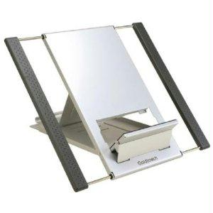 Goldtouch Mobile Laptop Stand - Aluminum Color