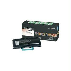 Lexmark (lexmark- E360h11a) Lexmark E36x-e46x High Yiled Return Program Print Cartridge