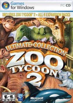 Microsoft Zoo Tycoon 2 Ultimate Win32 English Na