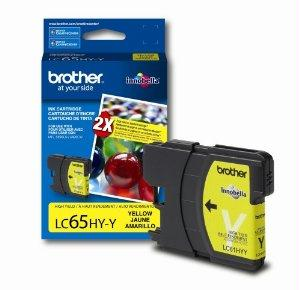 Brother International Corporat Innobella Highyield Yellow Inkcartridge
