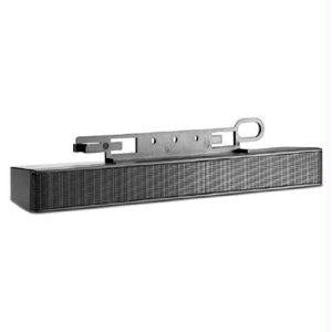 Hewlett Packard Promo Hp Lcd Speaker Bar (black).
