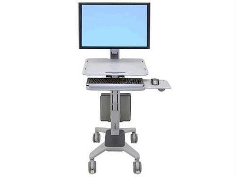 Ergotron Ergotron Workfit C-mod - Single Display Sit-stand Workstation - Cart For Lcd Dis