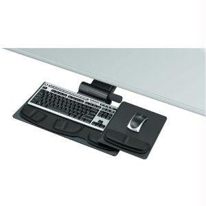Fellowes, Inc. Professional Series Premier Keyboard Tray With Comfort-lift System Lets You Slid