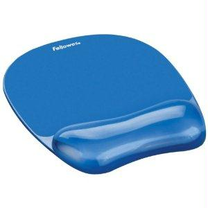Fellowes, Inc. Ergonomic Pad Conforms To The Wrist For All-day Comfort. Provides Soothing Suppo
