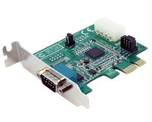 Startech Low Profile Pci-express 16c950 Serial Card - Pci Express Serial Card - Pci-e Ser