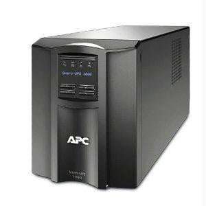 Apc By Schneider Electric Smart-ups 1000va Lcd 120v
