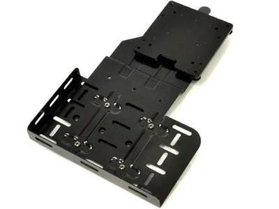 Ergotron Mmc Vesa-cpu Mount - Black - Product Includes:vesa-mount Quick-release Kit, Cpu
