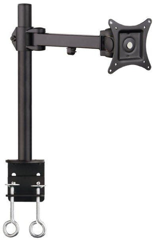 Siig, Inc. Full-motion Monitor Desk Mount Tilt,swivel,rotate Single Extension