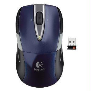 Logitech Wireless Mouse M525-navy-coo China