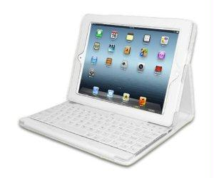 Adesso Comapgno3 Keyboard With Case For Ipad 2-3-4 ( White)