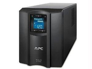Apc By Schneider Electric Apc Smart-ups C 1000va Lcd 120v