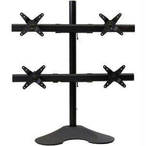Ergotech Group, Inc. Quad Lcd Monitor Desk Stand