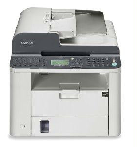 Canon Usa L190 - Laser Fax - Monochrome - Print, Fax, Copy - Up To 26ppm - 250 Sheets - Us