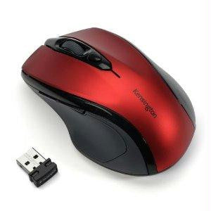 Kensington Computer The Kensington Pro Fit Mid-size Wireless Mouse Provides Users With Clutter-fre