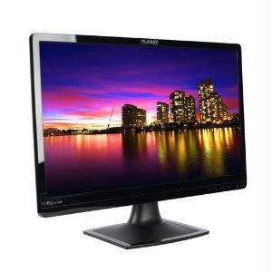 Planar Pll2210w, 22 Inch Black Wide Led Lcd With Analog And Dvi-d