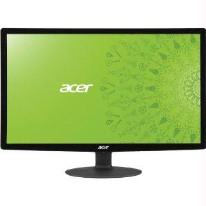 Acer Monitor,um.fs1aa.001 -s241hl Bmid -24 Wide Led -1920x1080 -100m 1 -vga Dvi Hdmi-
