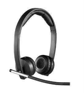 Logitech Logitech Wireless Headset Dual H820e