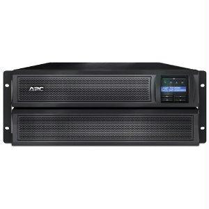 Apc By Schneider Electric Apc Smart-ups X 2000va Rack-tower Lcd 100-127v With Network Card